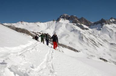 Le monde de Jamy sur les conséquences du réchauffement climatique sur les montagnes
