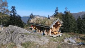 Cabane pastorale de Sestagnous