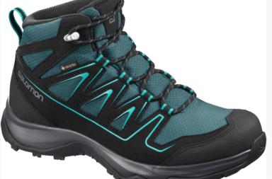 Chaussures de randonnée Femme Salomon Onis Mid GTX Gore-Tex