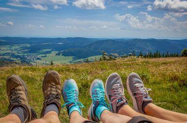Chaussures de randonnées pour femme