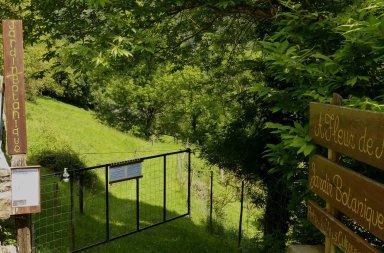 Jardin botanique Pyrénées de Melles