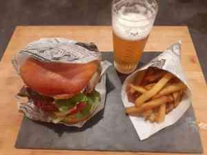 Burger Rock'Eup