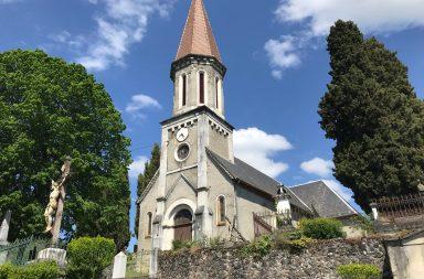 Eglise Ore dans les Frontignes