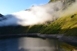 randonnée lac d'oo