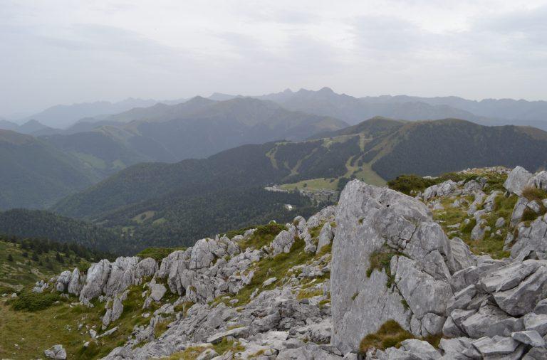 Sommet Pic de l'Escalette