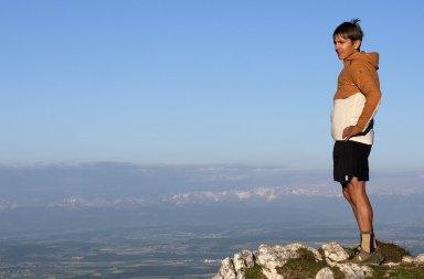 Xavier Thevenard A la croisée des chemins avec On Running