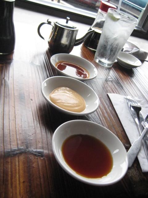 Kumori Sushi & Teppanyaki | San Antonio, Texas | Sauces
