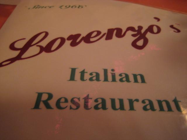 Lorenzo's Italian Restaurant | San Antonio, Texas
