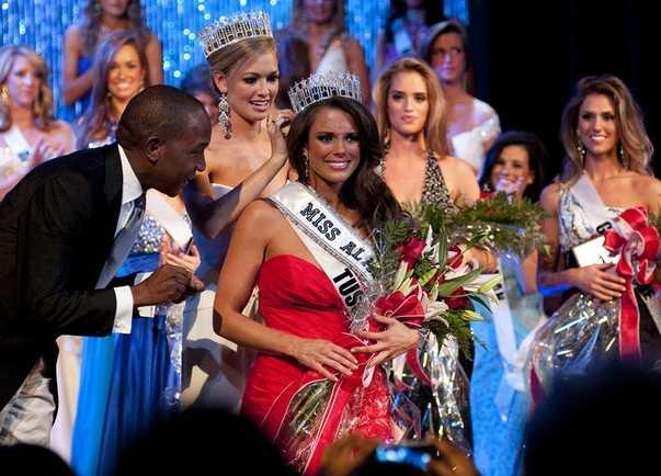 Miss Alabama Madeline Mitchell