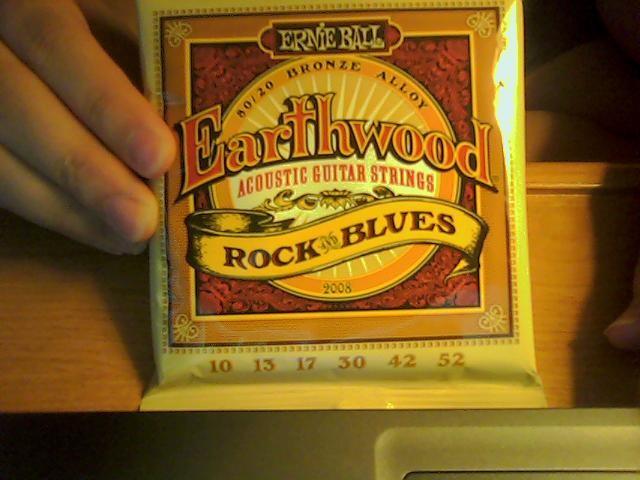 Sam Ash Guitar Strings | Earthwood