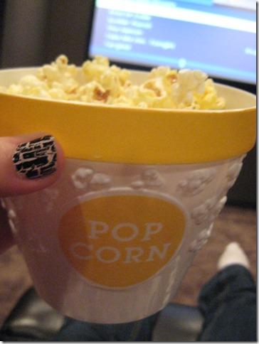 Michelle's Movie Room   Popcorn Bowl