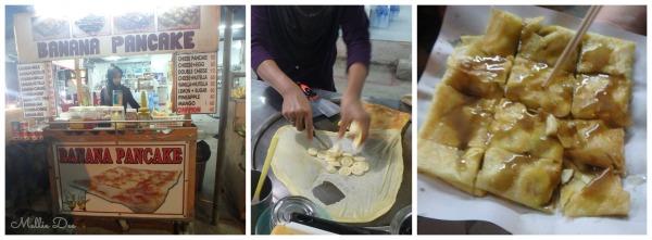 Banana Pancakes | Phuket, Thailand