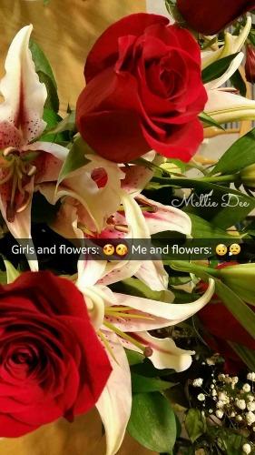 Flowers Yuck