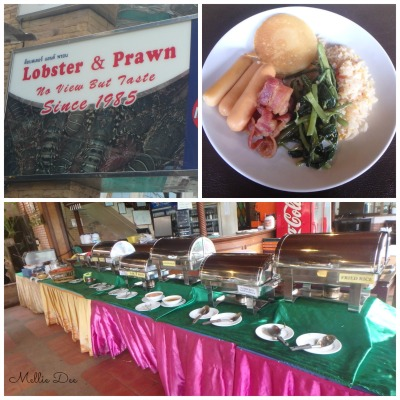 Lobster And Prawn | Phuket, Thailand