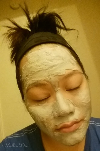 Mellie Dee and Marion Carbonated Piggy Clay Bubble Mask