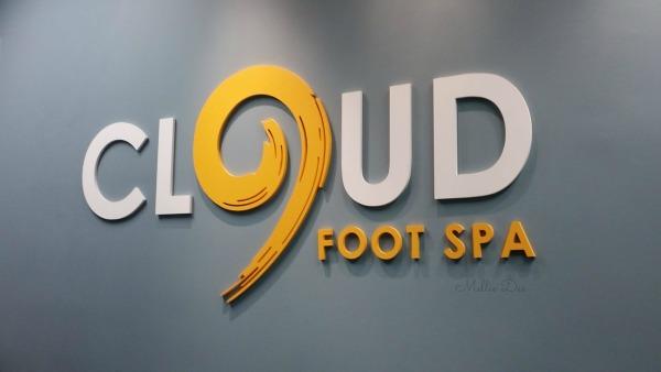 Cloud 9 Foot Spa