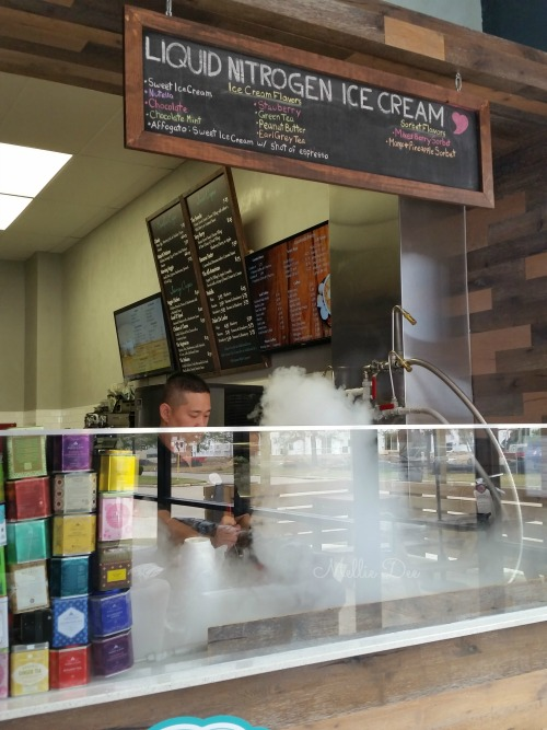 Cocohodo | Katy, Texas | Liquid Nitrogen Ice Cream