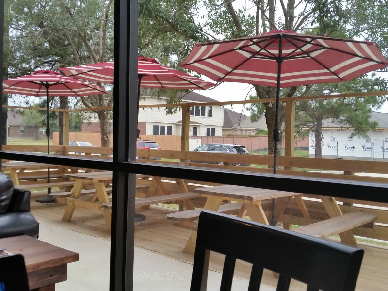 Cocohodo | Katy, Texas | Patio