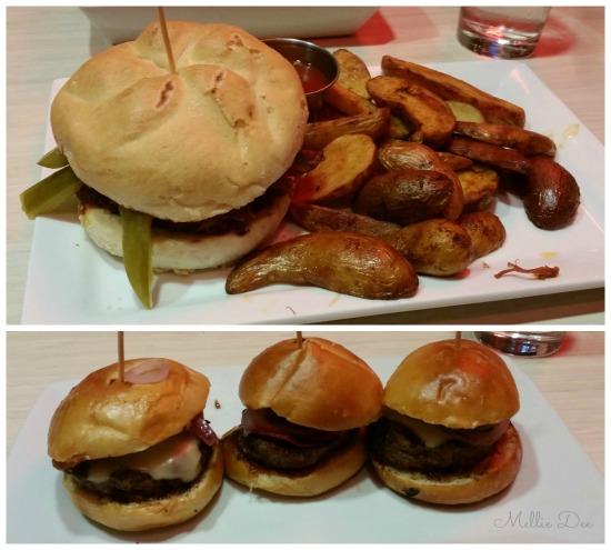 MKT Bar | Burger & Sliders