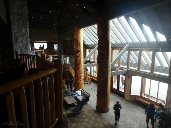Grouse Mountain | Vancouver, Canada | Cabin