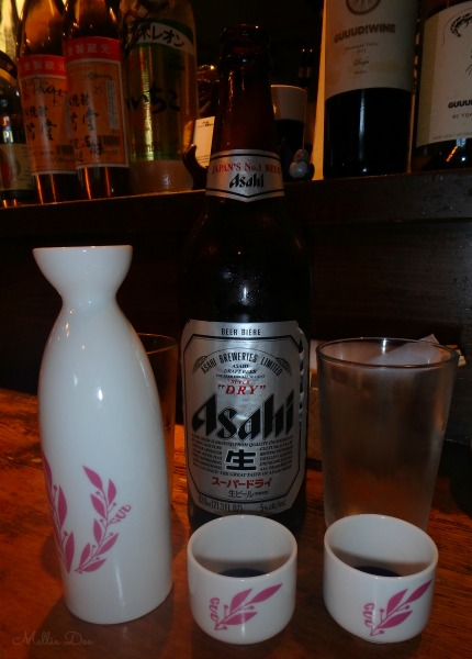 Guu with Garlic | Vancouver, Canada | Sake Bombs