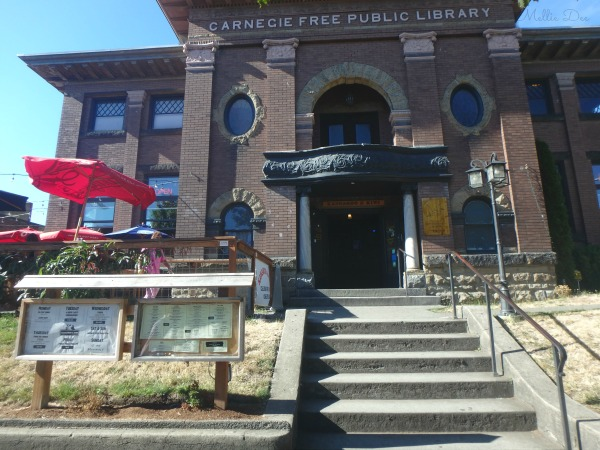 Kangaroo & Kiwi Pub | Seattle, Washington | Public Library
