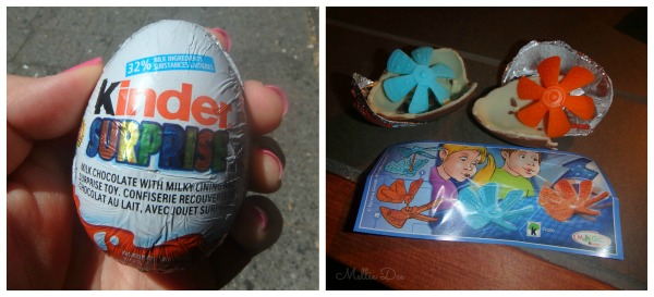 Kinder Egg Surprise | Vancouver, Canada