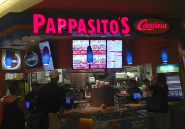 Pappasito's Cantina | Hobby Airport | Houston