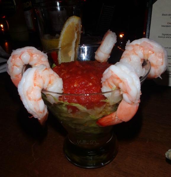 Queen City Grill | Seattle, Washington | Prawn Cocktail
