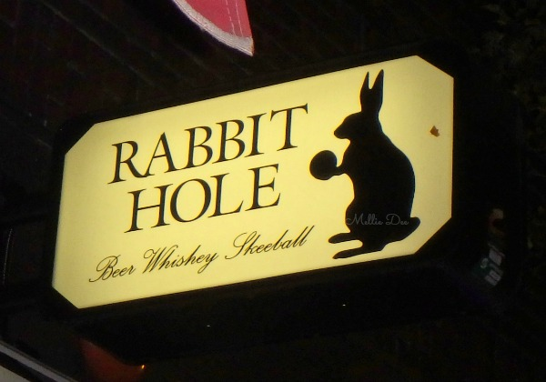 Rabbit Hole | Seattle, Washington