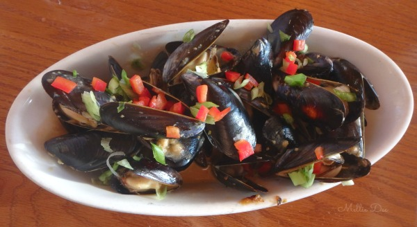 Ray's Boathouse | Seattle, Washington | Puget Sound Mediterranean Mussels