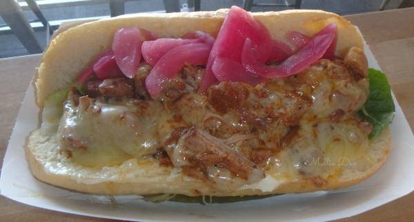Rub With Love Shack | Seattle, Washington | Braised Pork Sandwich