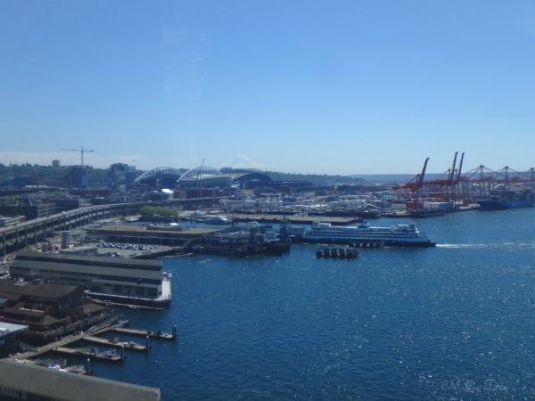 Seattle Great Wheel | Seattle, Washington | Ferris Wheel View