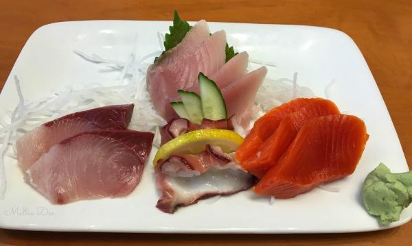 Sushi Itoga | Vancouver, Canada | Assorted Sashimi