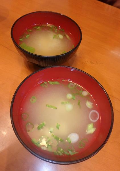 Sushi Itoga | Vancouver, Canada | Miso Soup