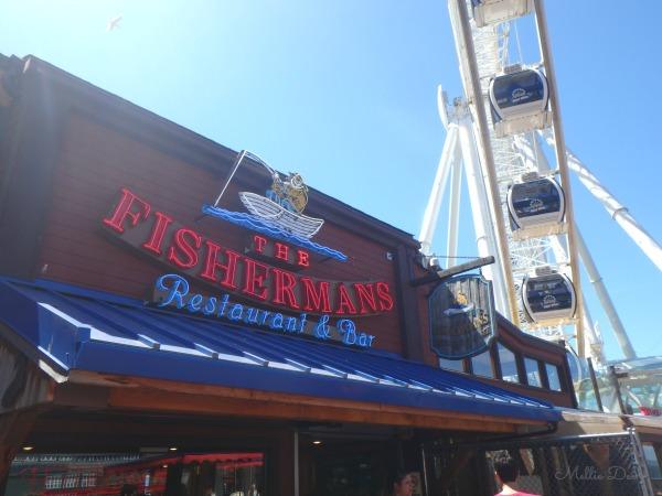 The Fishermans Restaurant & Bar | Seattle, Washington