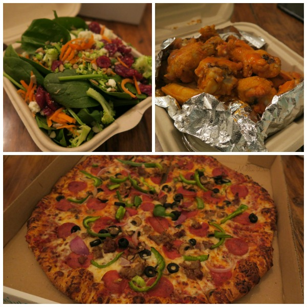 Last Chance Pizza Co | Dillon, Colorado | Salad, Wings, Pizza