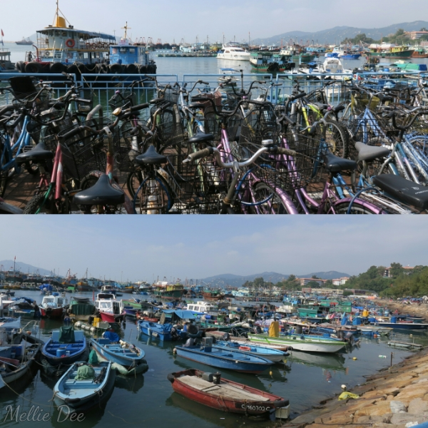 Cheung Chau, Hong Kong | Boats & Bikes