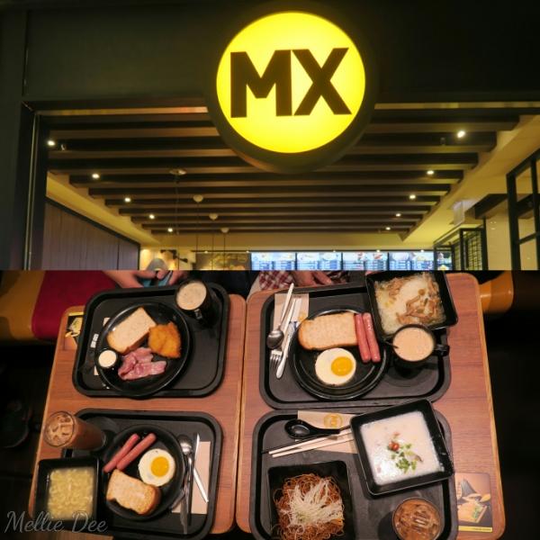 Hong Kong MX Breakfast