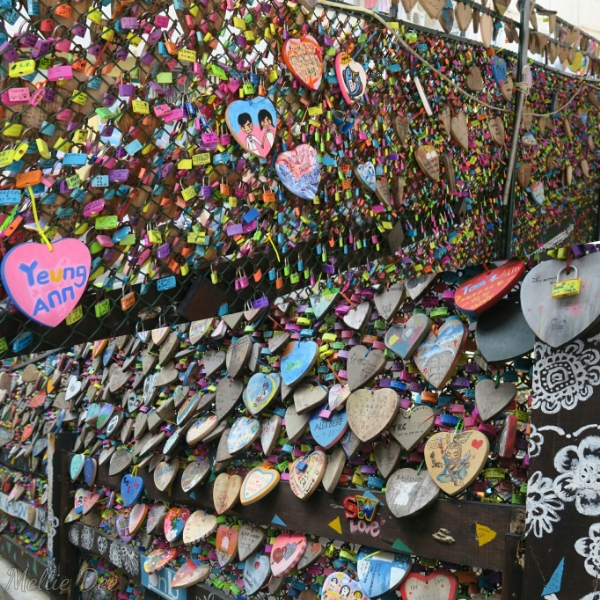 Love Locks | Cheung Chau, Hong Kong