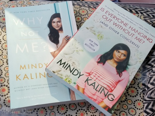 2017 Birthday Present from Apurva | Mindy Kaling Books