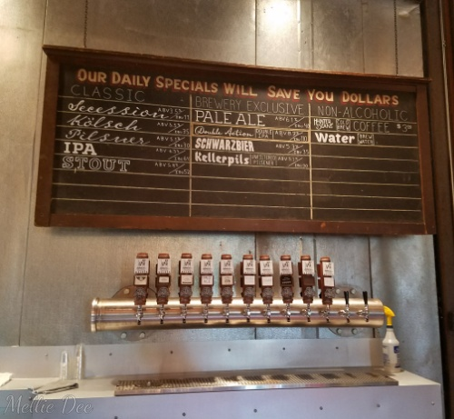 Braman Winery and Brewery | Richmond, Texas | Taps