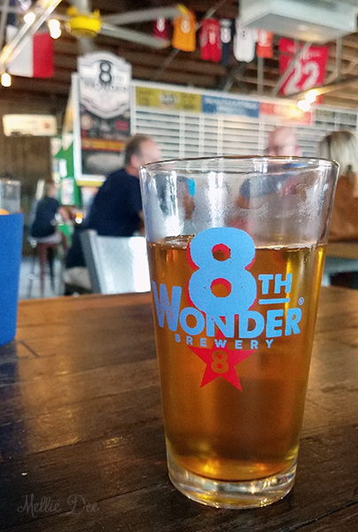 8th Wonder Brewery | Houston, Texas