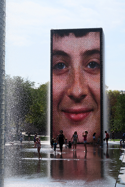 Crown Fountain | Chicago, Illinois