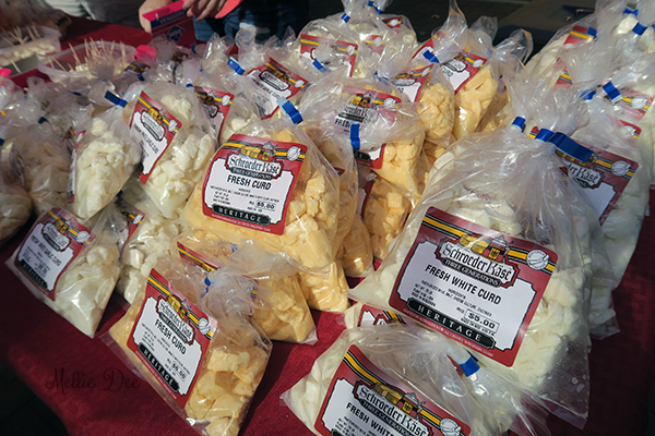 Dane County Farmer's Market | Madison, Wisconsin | Schroeder Kase Cheese Curds
