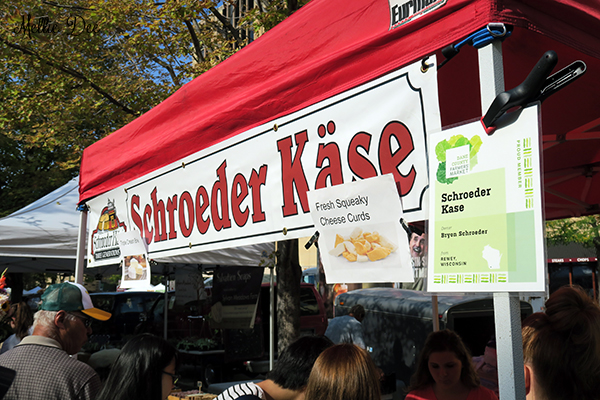 Dane County Farmer's Market | Madison, Wisconsin | Schroeder Kase