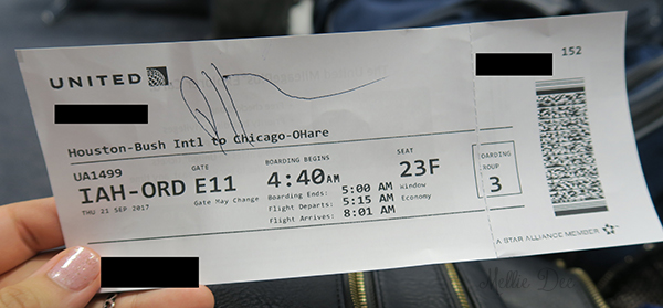 Houston to Chicago | United Ticket