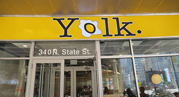 Yolk | Chicago, Illinois
