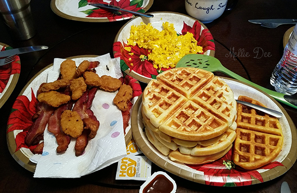 Breakfast at Patricia's