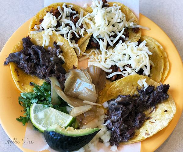 Taqueria Datapoint | San Antonio, Texas | Mini Tacos